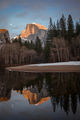 yosemite, national park, ca, california, mountains, sierra, water, half dome, valley, sunset, moonrise, moonlight, moon, fall, colors flora, trees, merced, river,
