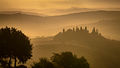 europe, italy, tuscany, pienza, siena, villa, wine, grapes, fields, sunset, clouds, valley, val d'orchia, sunrise