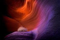 slot canyons, antelope canyon, page, az, arizona, sandstone, southwest, desert