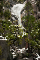 cascade falls, cascade, water, waterfalls, sierra, mountains, yosemite, ca, california,