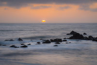 crescent city, california, ca, sunset, redwood national park, redwoods, water, pacific ocean, northern california, n ca, birds, sea stacks