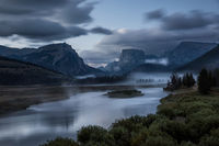 wind river mountains,ccc ponds,pinedale sunset,mountains,wy,wyoming, sunset, water, storm, clouds, green river, square top, sunrise, winds