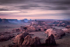 monument valley, southwest, AZ, UT, arizona, utah, indian land, mountains, desert, sunset, twilight, hunts, mesa