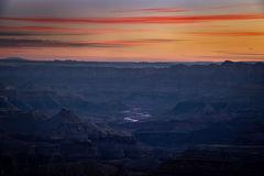 Colorado River Sunset Grandview Pt