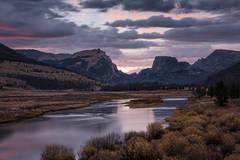 green river, mountains, Wyoming, wy, jackson, pinedale, Tetons, Grand Teton Park, landscape, Fall, trees, aspens, fall color,  wind river, wind river mountains, sunrise
