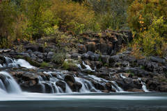mountains, Wyoming, wy, Tetons, Grand Teton Park, landscape, Fall, trees, aspens, fall color, idaho, id, water falls, water, snake river