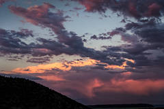 mountains, sierra, CA, california, eastern sierra, clouds, summer storm, owens valley