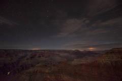Grand Canyon, National Park, Southwest, Colorado plateau, stars, sunrise, mather, point, pt, mountains, sky, Arizona, AZ