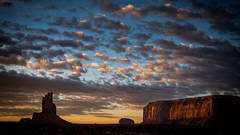 monument valley, southwest, sunrise, AZ, UT, arizona, utah, indian land, mountains, desert, clouds