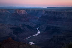 Grand Canyon, Arizona, AZ, colorado river, southwest, west, sunrise, predawn, south rim