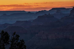 Grand Canyon, Arizona, AZ, colorado river, southwest, west, sunset, south rim