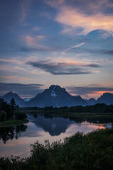 grand teton national park, tetons, snake river, snake, river, mountains, trees, water, color, aspens, sunset, clouds, flora,