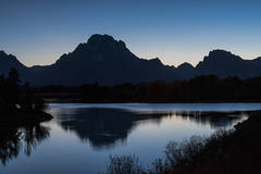mountains, Wyoming, wy, Tetons, Grand Teton Park, landscape, Fall, trees, aspens, fall color, jackson, oxbow bend, sunrise, snake river, stars, reflections, twilight