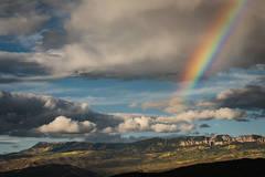 Rocky Mountains, San Juan mountains, rockies, san juans, fall, autumn, color, trees, aspen, pine, fir, colorado, co, owl creek, rainbow, ridgway, Sneffels range, dallas divide, rainbow