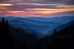 Smoky Mts Sunrise