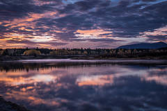 mountains, Wyoming, wy, Tetons, Grand Teton Park, landscape, Fall, trees, aspens, fall color, jackson, schwa baker landing, sunrise, snake river, moonlight, stars