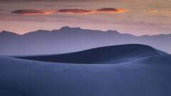 White Sands Sunset 2