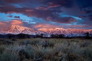Sierra Sunrise