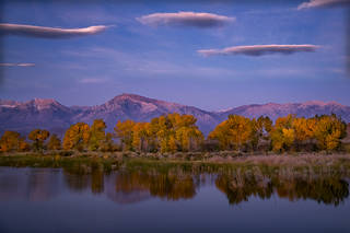 Aspen Predawn Sunrise