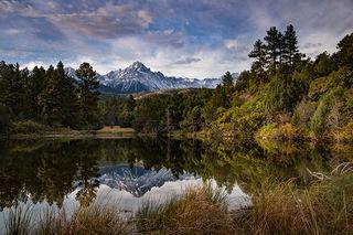 Sneffels Pond Reflections