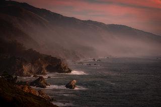 Coast Twilight