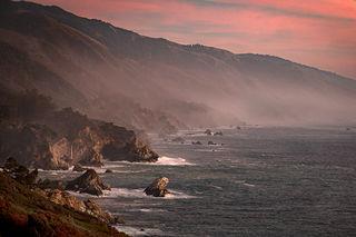 Big Sur Winter Sunrise 1