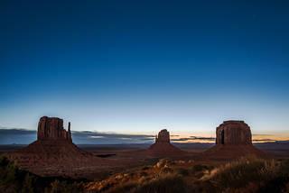 Monument Valley Stars