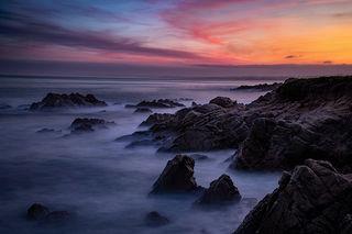 Monterey Bay Sunrise 1
