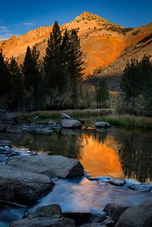 North Lake Fall Colors
