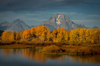 Oxbow Bend Sunrise and the Snake River