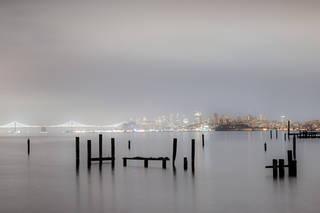 San Francisco Predawn Sunrise