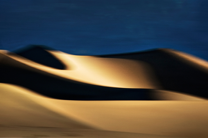mesquite, flats, sunrise, motion, movement, dunes, sand, california, ca, death, valley, impressions, photo