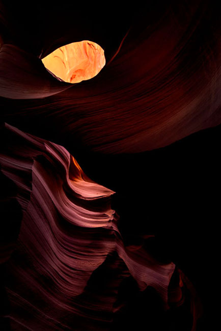 lower, antelope, canyon, slot, az, arizona, desert, sandstone, photo