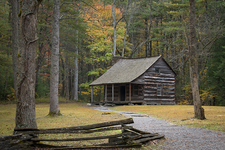 great smoky national park, smokys, mountains, fall, water, nc, tn, north carolina, tennessee, maples, colors, national, park, flora, trees, oconaluftee, river, fog, sunrise, cades cove, cabin, photo