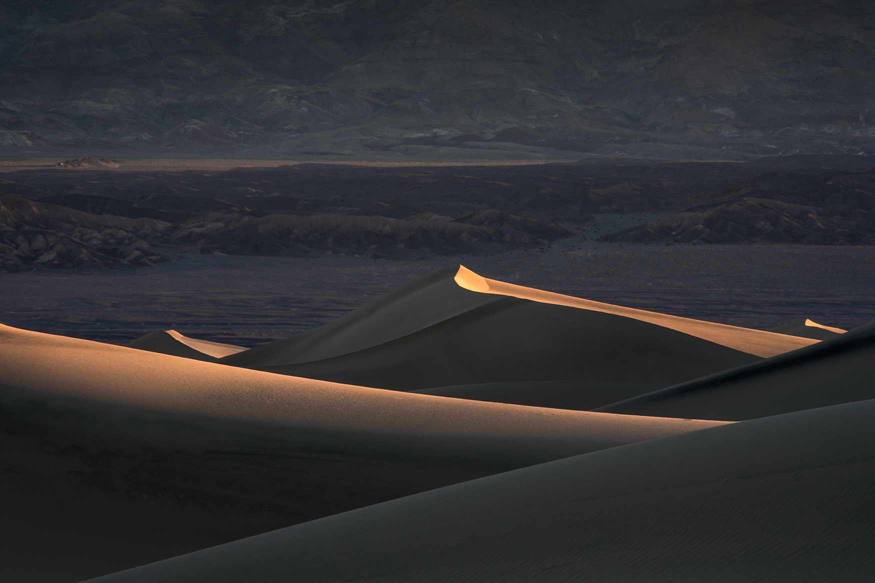 death valley, desert, southwest, west, sunrise, national park, CA, California, mountains, photo