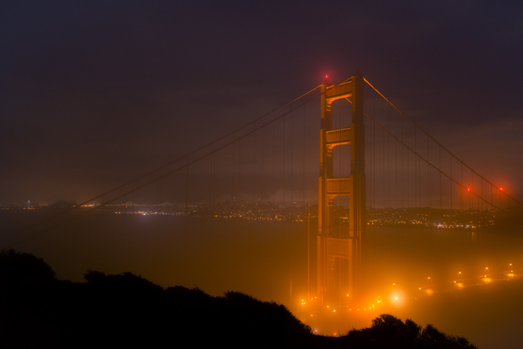 San Francisco Bay, San Francisco, California, CA, water, Mt Tamalpais, sunrise, clouds, bay area, dawn, moon, moonrise, golden gate, golden gate bridge, marin, headlands, photo