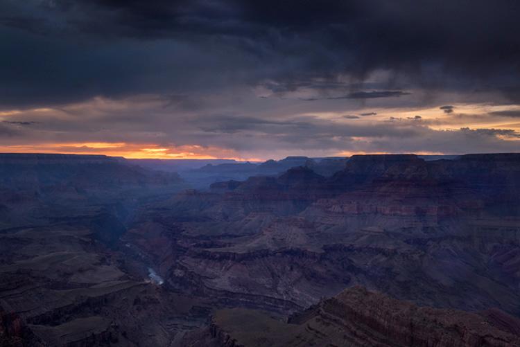 Grand Canyon, National Park, Southwest, Colorado plateau, sunrise, mather, point, pt, mountains, sky, Arizona, AZ, lupin point...