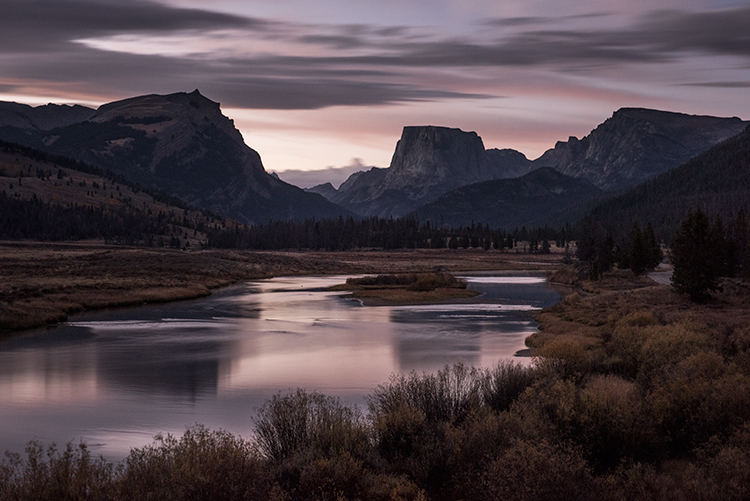 green river, mountains, Wyoming, wy, jackson, pinedale, Tetons, Grand Teton Park, landscape, Fall, trees, aspens, fall color,  wind river, wind river mountains, sunrise, photo