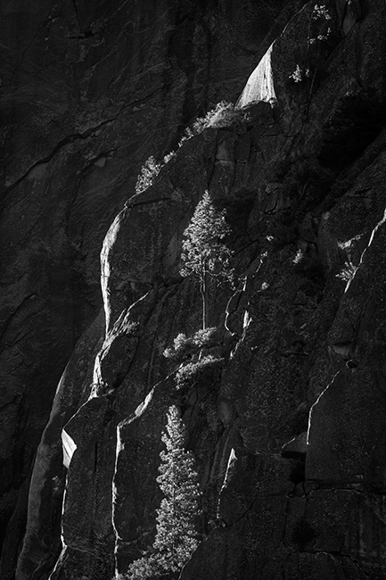 Yosemite, California, Ca, Sierra, valley, Yosemite national park,  el capitan, trees, sunset, horsetail falls, water, clouds, black white, photo