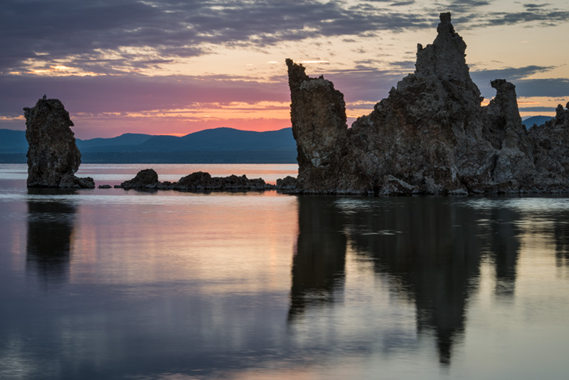 mono lake, water, sunrise, tufa, tufas, eastern, sierra, eastern sierra, landscape, 395, lee vining, california, ca, mountains, high desert, desert, photo
