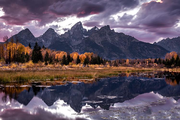 grand teton national park, tetons, snake river, snake, river, mountains, trees, water, fall, color, fall colors, aspens,, photo