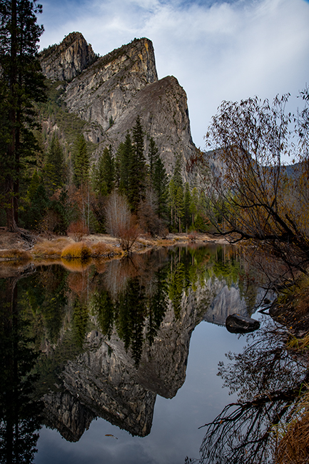 yosemite, fall, national park, sierra, mountains, trees, merced, river, sierra nevada, water, yosemite valley, sisters, merced, river, reflections, photo