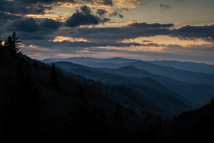 great smoky national park, smokys, mountains, spring  water, nc, tn, north carolina, tennessee, maples, colors, national, park...