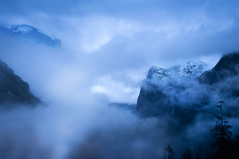 tunnel view sunrise, merced river water,  movement,merced reflections, tunnel, view, predawn, yosemite, ca, california, el capitan, sierra, mountains, trees, water, winter, colors, trees, fog, fall, c, photo
