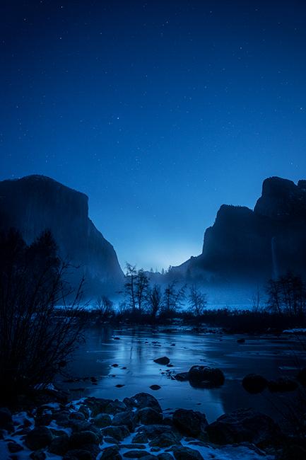 yosemite national park, yosemite, ca, california, trees, black oak, merced river, merced, el capitan, half dome, stars, valley view,  sunrise, morning, bridalveil falls, bridalveil, photo