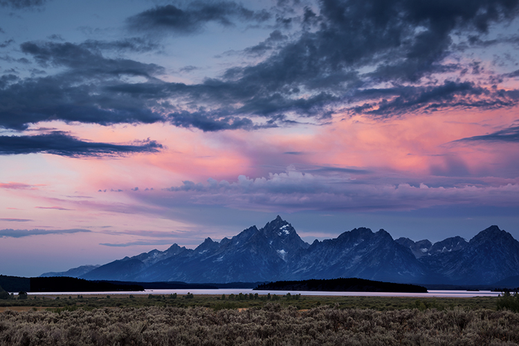 mountains, Wyoming, wy, Tetons, Grand Teton Park, landscape, Fall, trees, aspens, fall color, jackson, oxbow bend, sunrise, snake river, photo