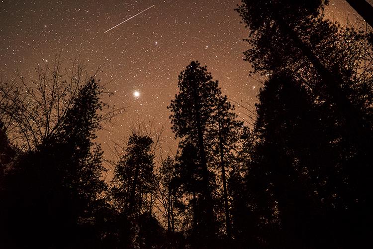 yosemite national park, yosemite, california, merced river, merced, sierra, stars, winter, snow, el capitan, valley view